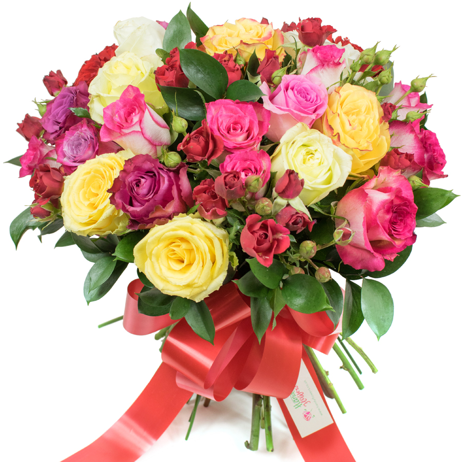 Supreme Charm is a beautiful flower surprise you can buy for your special girl and brighten her day.